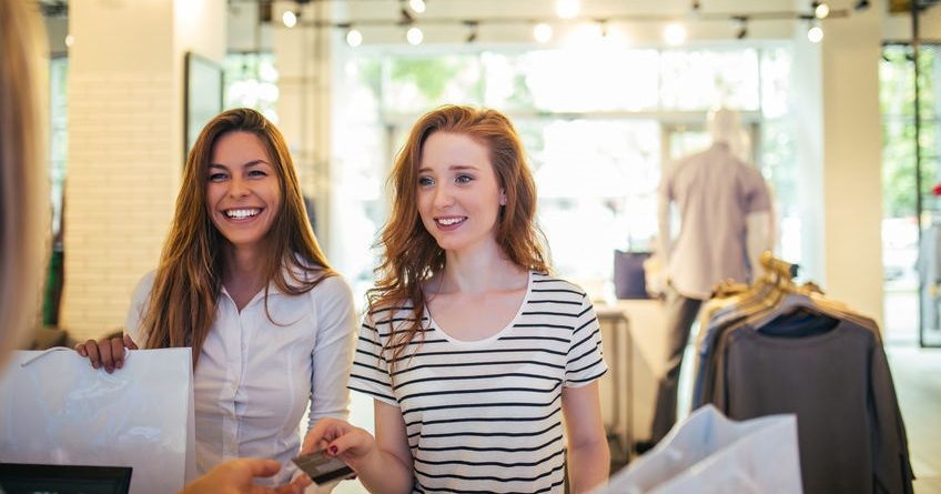 edge computing example in retail store