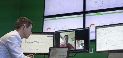 Edge Computing Remote Monitoring